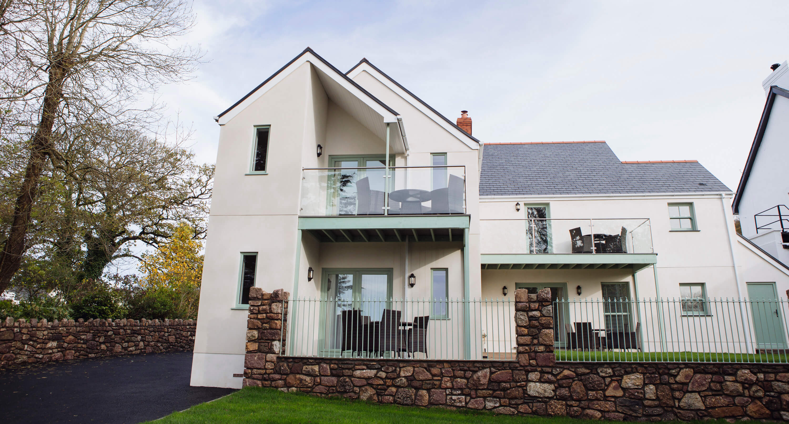 gower 5 star self catering cottages