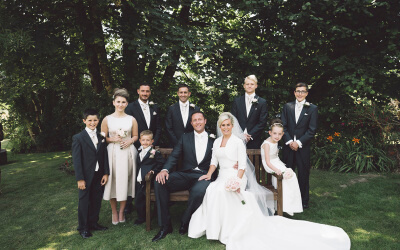 WEDDING SAY CHEESE GARDENS