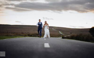 Cath and Ash, The King Arthur Hotel. 23rd September 2016