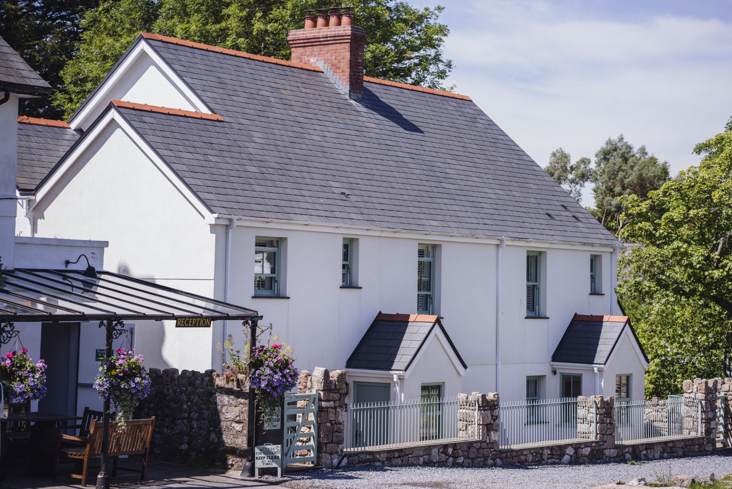 self catering cottages on Gower
