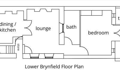 Lower Brynfield Floor Plan