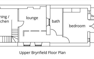 Upper Brynfield Floor Plan