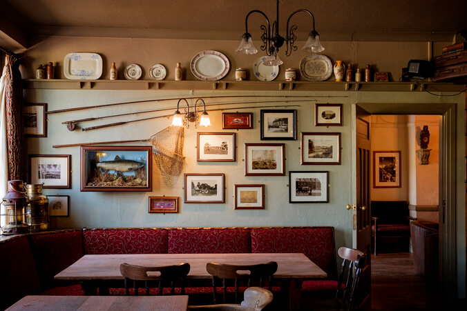 cosy pubs on gower peninsula