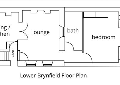 Lower Brynfield Floor Plan