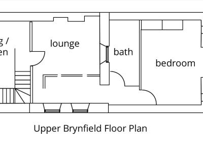 Upper Brynfield Floor Plan