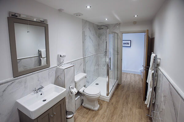 gower holiday cottages bathroom facilities