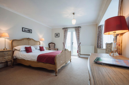 luxury rooms near gower swansea