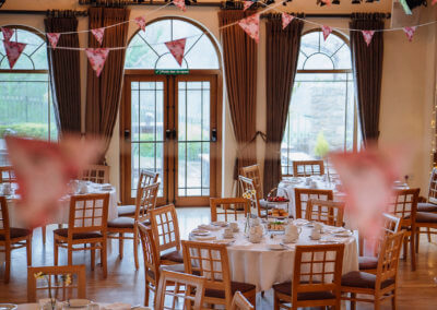 baby shower venue swansea, gower, south wales
