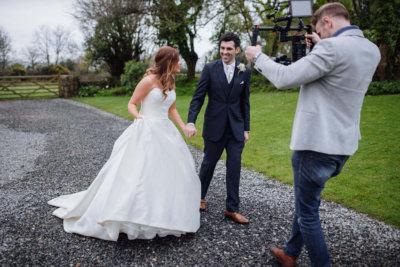 Wedding promo video swansea gower venue