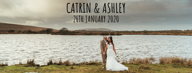 Real Wedding | Catrin & Ashley's Winter Wedding
