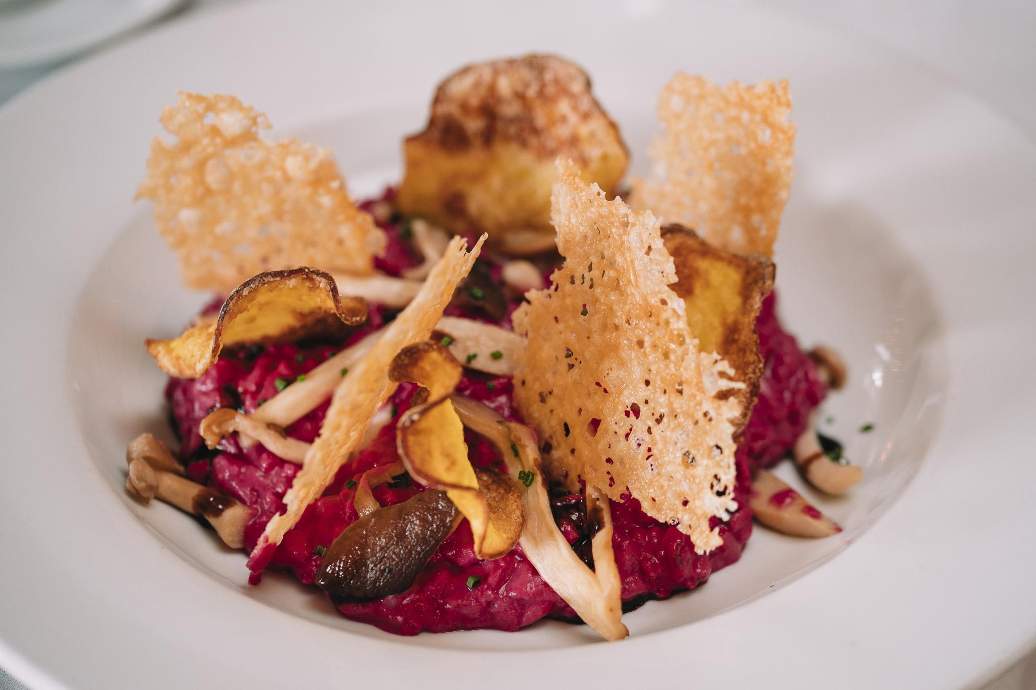 vegetarian food for wedding in swansea gower
