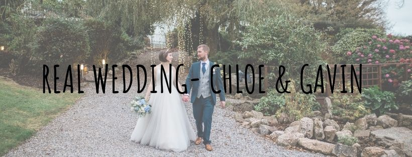 Real Wedding | Chloe & Gavin's Intimate Autumn Wedding
