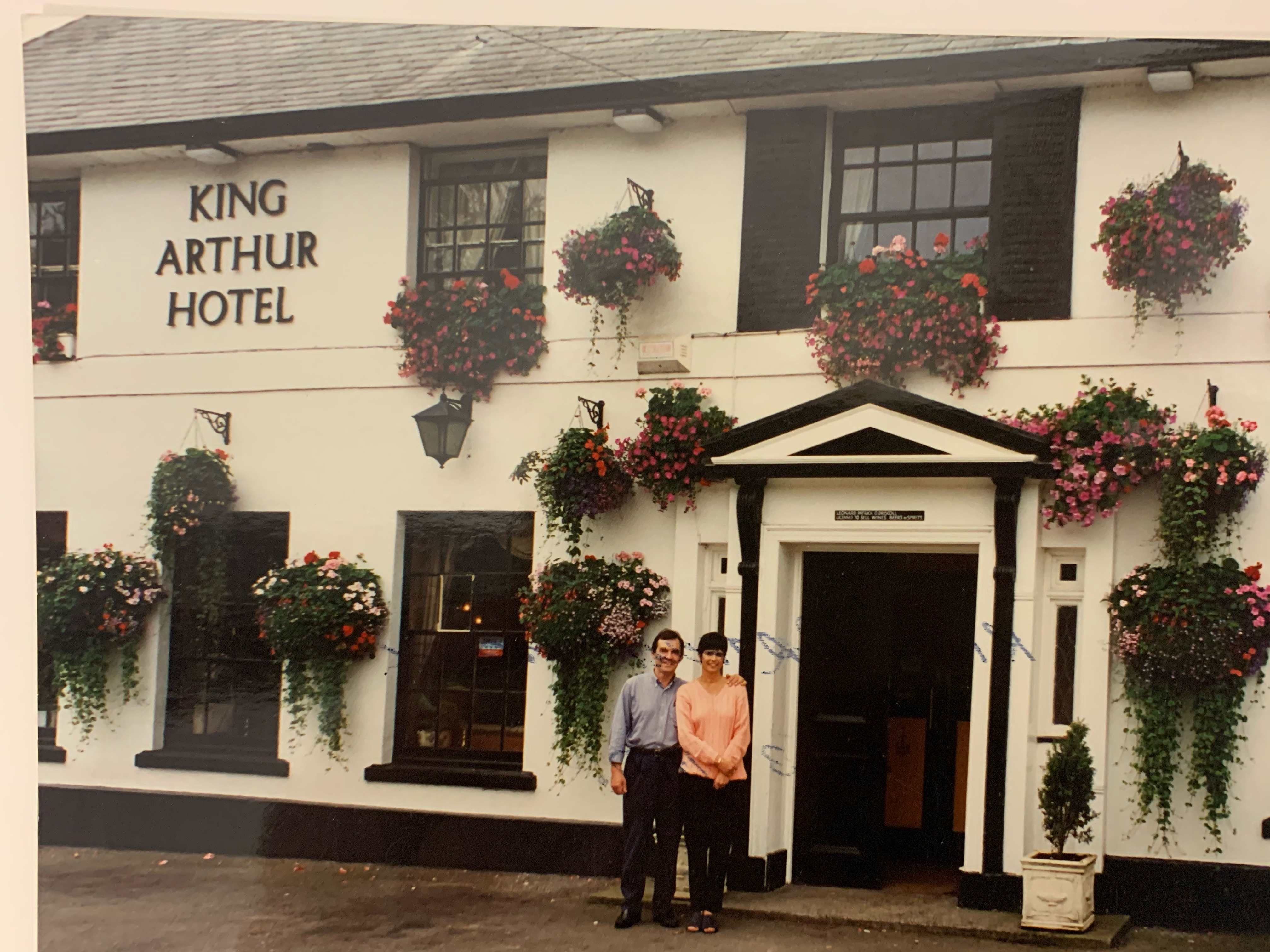 gower pub celebrates 30 years in business